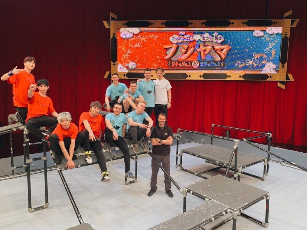 パルクール集団monsterpkが2年連続フジヤマ出演